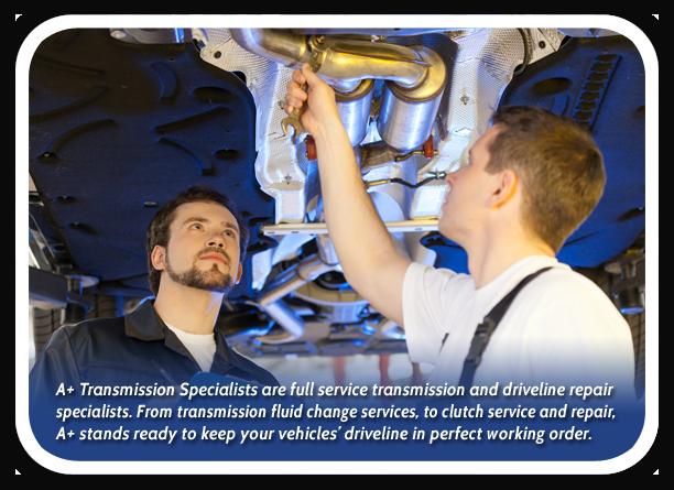 transmission repair coupons