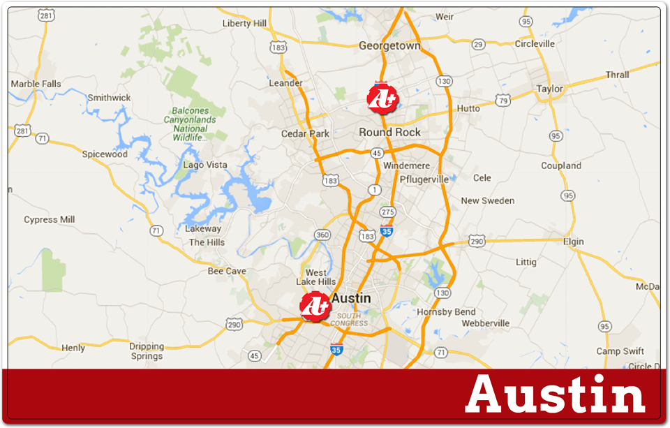 Dating locations in austin tx